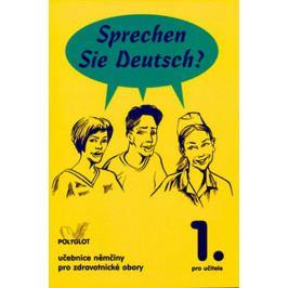 Dusilová Doris: Sprechen Sie Deutsch - Pro zdrav. obory kniha pro učitele