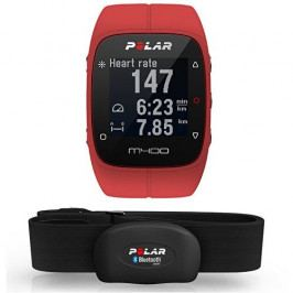 Polar M400 Red HR