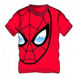 Disney by Arnetta Chlapecké tričko Spiderman - červené 122