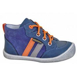 Protetika Chlapecké kotníkové boty Nuti - modré 19