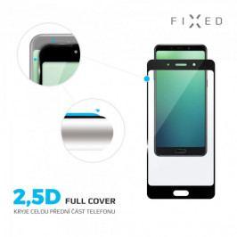 Fixed Ochranné tvrzené sklo Full-Cover pro Huawei Mate 10 Pro, přes celý displej, 0.33 mm, černé