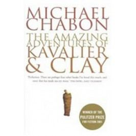 Chabon Michael: The Amazing Adventures of Kavalier and Clay
