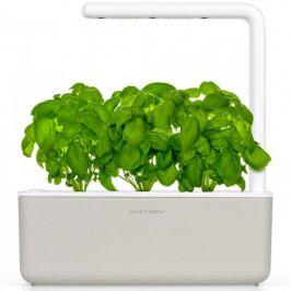Click and Grow Chytrý květiníč Smart Garden 3, béžový - II. jakost