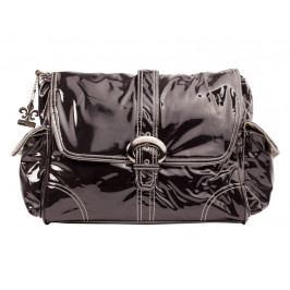 Kalencom Přebalovací taška Buckle Bag Black Corduroy