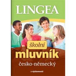 Česko-německý školní mluvník... s výslovností