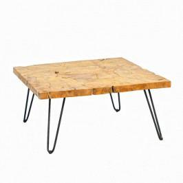 Artenat Konferenční stolek teakový Lars, 80 cm