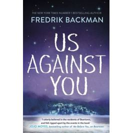Backman Fredrik: Us Against You