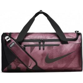 Nike Alpha (Medium) Training Duffel Bag Bordeaux Black