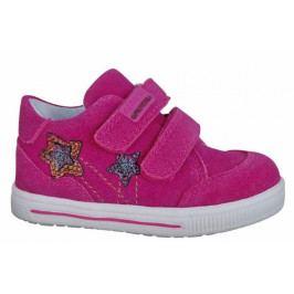 Protetika Dívčí kotníkové boty Tala - růžové 19