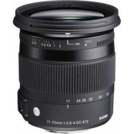 Sigma 17-70mm F2.8-4 DC MACRO OS HSM Contemporary pro Nikon - II. jakost