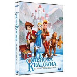 Sněhová královna: Tajemství ohně a ledu   - DVD