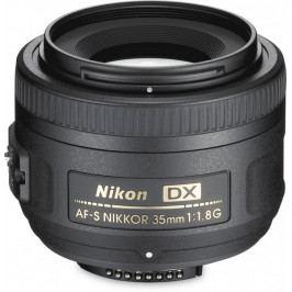 Nikon Nikkor AF-S 35 f/1,8G - II. jakost