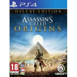 Assassins Creed: Origins - Deluxe Edition (PS4)