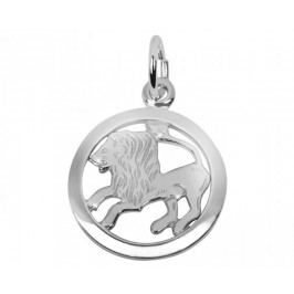 Brilio Silver Stříbrný přívěsek Lev 441 001 00612 04 - 0,98 g stříbro 925/1000