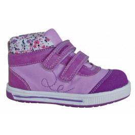 Protetika Dívčí kotníkové boty Gera - fialové 19