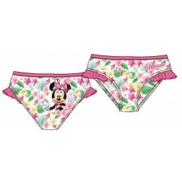 Disney by Arnetta dívčí plavky Minnie 80 růžová