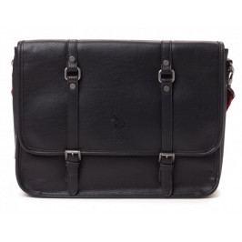 U.S. Polo Assn. pánská černá taška