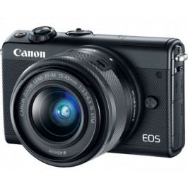 Canon EOS M100 + 15-45 mm Black + 50 GB IRISTA