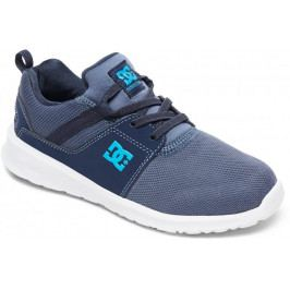DC Heathrow B Shoe Xbbb Blue/Blue/Blue 32