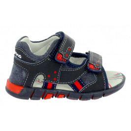 Canguro chlapecké sandály 20 modrá