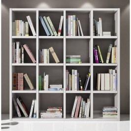 Bílá knihovna Castagnetti Cubic