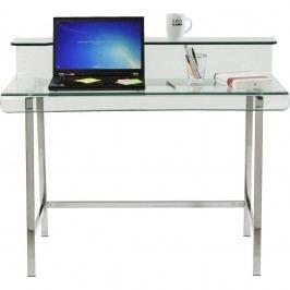 Skleněný pracovní stůl Kare Design Vision