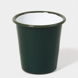 Tmavě zelený smaltovaný hrnek Falcon Enamelware,310ml