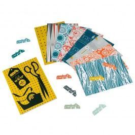 Set na balení dárků Mini Moderns Gift