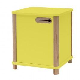 Žlutá skříňka Ragaba ASHME