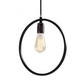 Černé závěsné světlo Custom Form Veto