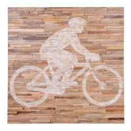 Nástěnná dekorace z mangového dřeva House Nordic Noida