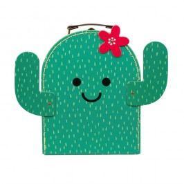 Dětský kufřík Sass & Belle Happy Cactus