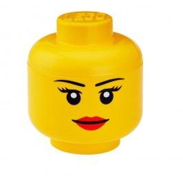 Úložný panáček LEGO® Girl, ⌀16,3cm