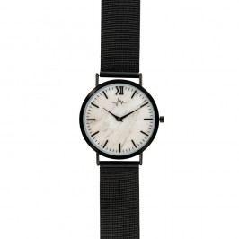 Dámské hodinky s černým páskem Andreas Östen Kulla