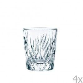 Sada 4 whiskových sklenic z křišťálového skla Nachtmann Imperial, 310 ml