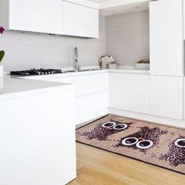 Vysoce odolný kuchyňský koberec Floorita Gufocaffe,60x110cm