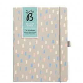 Kniha na zapisování financí BusyB Budget Book