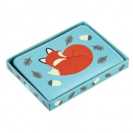 Peněženka na karty Rex London Rusty The Fox