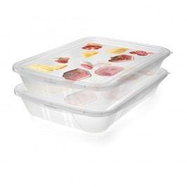 Sada 2 krabiček na potraviny Snips Classic, 1,5l