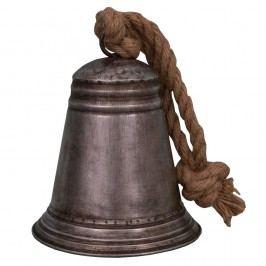 Dekorativní zinkový zvonek Antic Line Cloche
