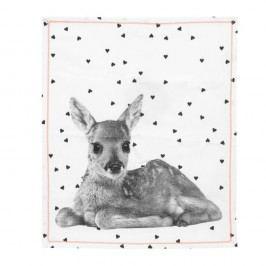Kuchyňská utěrka PT LIVING Hearts Deer, 50x70cm