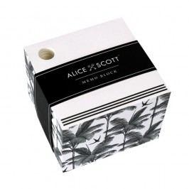 Bloček na poznámky v krabičce Alice Scott by Portico Designs, 500stránek
