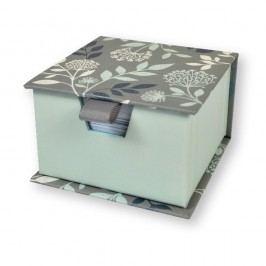 Bloček na poznámky v krabičce Mirabelle by Portico Designs, 400stránek