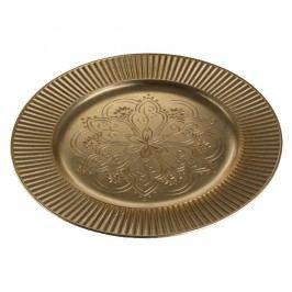 Servírovací tác ve zlaté barvě Premier Housewares
