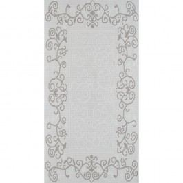 Odolný bavlněný koberec Vitaus Orchidea, 80x150cm