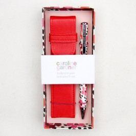 Pero s obalem v dárkovém balení Caroline Gardner Jumble Pen