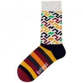 Ponožky Ballonet Socks Sand Two, velikost36–40