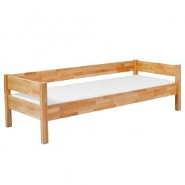 Dětská jednolůžková postel z masivního bukového dřeva Mobi furniture Mia Sofa, 200x90cm