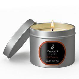 Svíčka s vůní pomerančů proti tabákovému pachu Parks Candles London, 25 hodin hoření