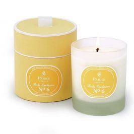 Svíčka s vůní limetky a citronu Parks Candles London Exclusive, 50 hodin hoření